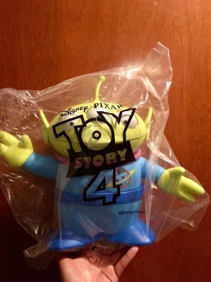 Palomera Marcianito Toy Story 4 Cinemex