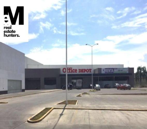 Plaza Comercial En Col. Río Nuevo, Zamora, Michoacán Para Renta
