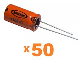 Capacitor Bipolar 47x100 (50 Peças)