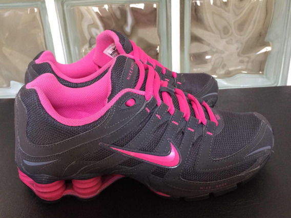 Tênis Nike Shox 5 Molas Original