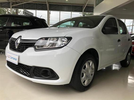 Renault Sandero 1.0 Authentique Completo - Ipva 2020 Pago