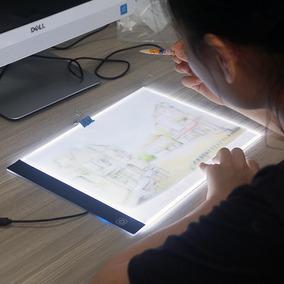 Mesa De Luz A4 Led Para Desenho Com Micro Pontos De Luz