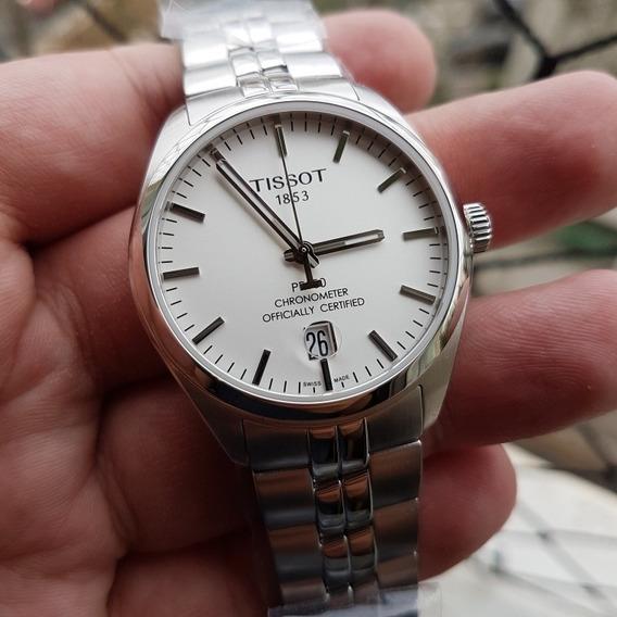Relógio Tissot Pr100 Pr 100 Cosc Ñ Sarb Sary Le Locle
