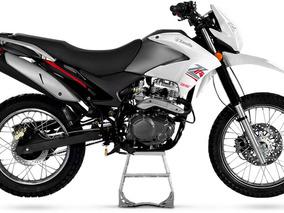 Moto Zanella Zr 200 Ohc 0km, Ahora 12 Black Friday + 12 Ctas