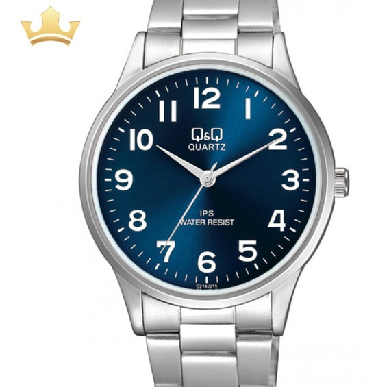 Relógio Q&q By Japan Masculino C214j215y C/ Garantia E Nf