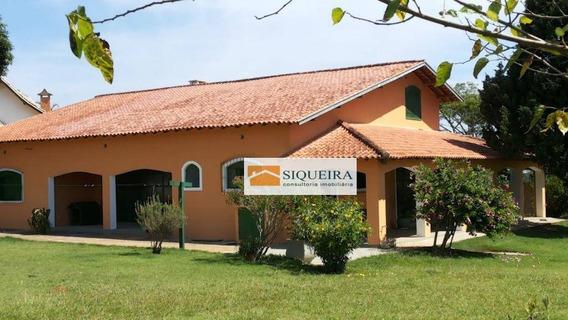 Casa Com 3 Dormitórios À Venda, 340 M² Por R$ 800.000 - Vale San Fernando - Itapetininga/sp - Ca1335