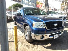 Ford Lobo 4.6 Xlt Cabina Doble 4x2 Mt