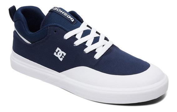 Tenis Hombre Urbano Dc Infinite Tx Azul/blanco Dc Shoes