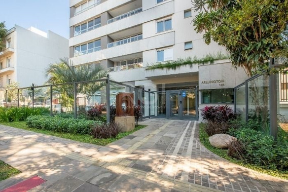 Apartamento Em Petrópolis Com 3 Dormitórios - Ev4368
