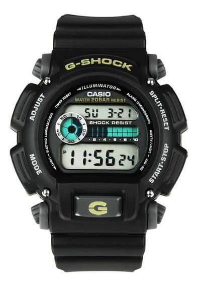Reloj Casio G-shock Dw9052 Edición Militar Cristal Mineral