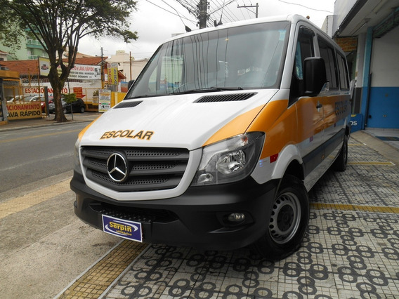 Mercedes-benz Sprinter 415 Escolar 2017