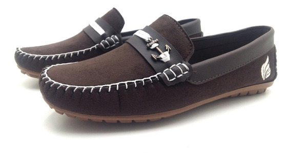 Dockside Mocassim Sapatilha Sapato Casual Masculino