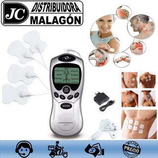 Masajeador Eléctrico Digital 4 Electrodos ( Gratis 2 Electro