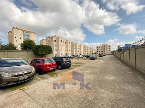 Apartamento Para Venda Em Suzano, Vila Urupês, 2 Dormitórios, 1 Banheiro, 1 Vaga - 1064_1-1950037