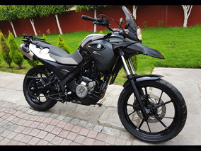 Bmw G 650 Gs Doble Proposito Equipada Totalmente Impecable