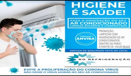 Rg Refrigeração E Climatização (ar Condicionados)21997727145
