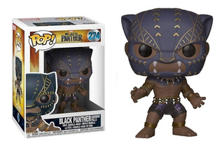 Funko Pop Pantera Negra Black Panther 274 Warrior Falls Edu