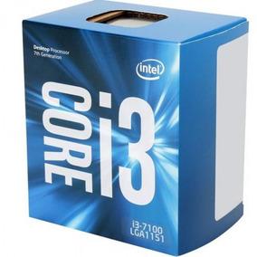 Processador Intel Core 7ª Geração I3-7100 Lga1151 3.9ghz 171
