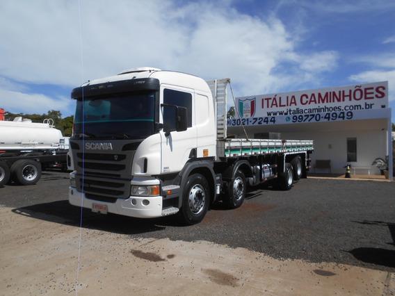 Scania P310 2013 8x2 Bitruck Completo Itália Caminhões