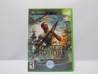 Medal Of Honor: Rising Sun - Xbox ¡fisico-usado!
