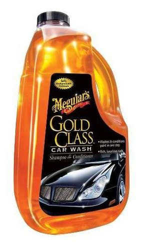 Gold Class Car Wash P/meguiars X 1.89 L #1042 Meguiars G076-01-04-04