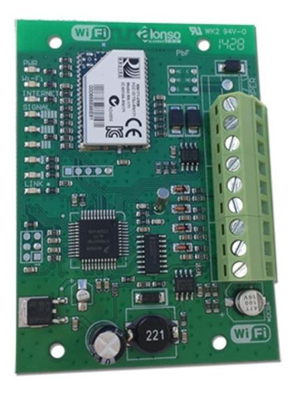 Módulo De Comunicación Wifi Alarmas Garnet Alonso Ip-400