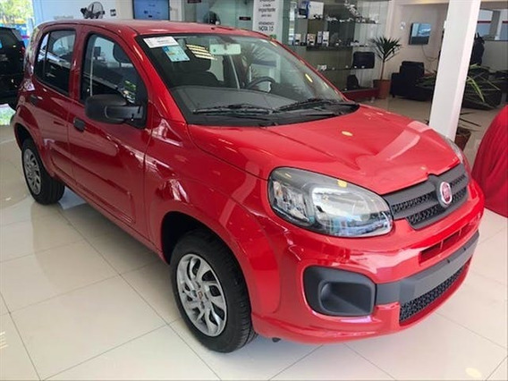 Fiat Uno 1.0 Attractive Flex 5p 2020