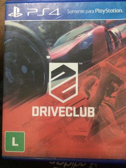 Jogo Driveclub Ps4