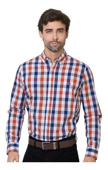 Camisas Casual De Hombre Polo Club