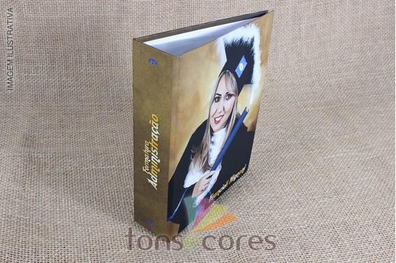 Album 15x21cm Personalizado 80 Fotos Tonsecores