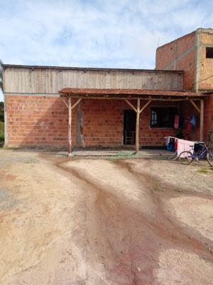 Casa 2 Quartos Cozinha Banheiro Em Faze De Acabamento