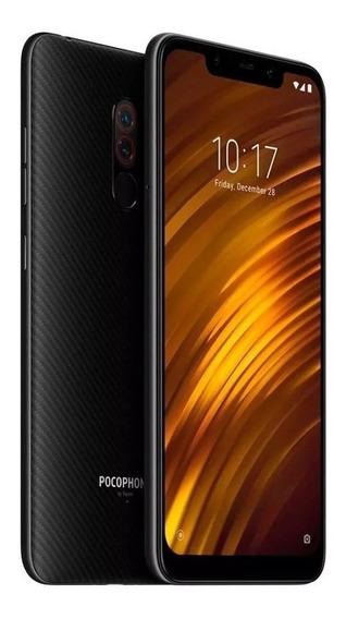 Xiaomi Pocophone F1 128gb, 6gb Ram, Global Version - Preto