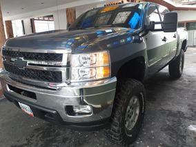 Chevrolet Silverado Lt 4x4 Doble Cabina