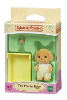 Sylvanian Families Bebe Poodle Epoch Magia