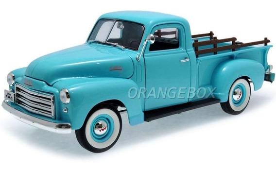 Miniatura Chevrolet Pick Up Gmc 1950 1:18 Yat Ming