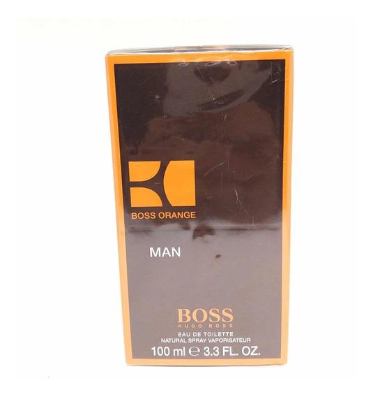 Hugo Boss Orange 100ml Eau De Toilette