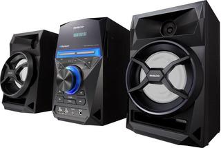 Philco Sap500 Minicomponente C/cd-r Usb Bluetooth Am/fm Mp3