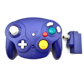 Controle Wireless 2.4ghz Gamecube Game Cube Ngc Wii