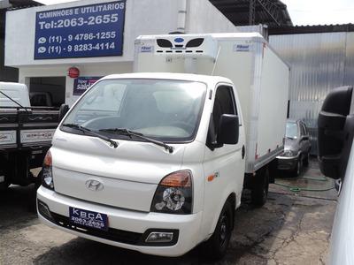 Hyundai Hr 2013 +bau Refrigerado + Km 150000 - 5 Graus