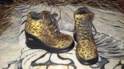 Zapatos Animal Print