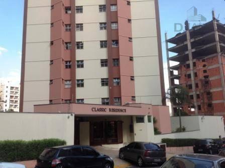 Apartamento Residencial À Venda, Vila Itapura, Campinas - Ap8056. - Ap8056