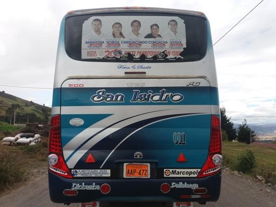 Bus Hino Fg Año 2007 De 41 Pasajeros Carrocería Megabus
