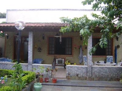 Casa Em Pechincha, Rio De Janeiro/rj De 275m² 4 Quartos À Venda Por R$ 1.100.000,00 - Ca150030
