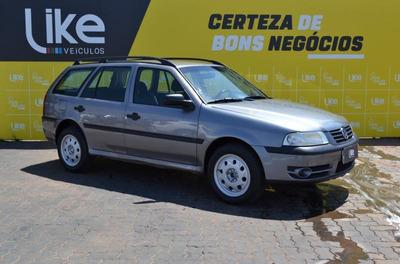 Volkswagen Parati City 1.6 2005