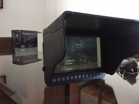 Câmera Blackmagic Studio 4k - Mft Mount