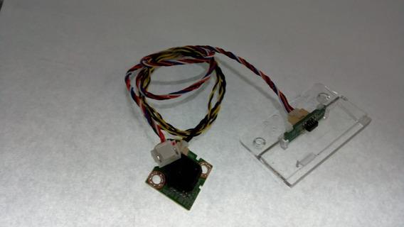Botão Power Joystick Sensor Remoto Da Tv Aoc Mod Le32s5970s