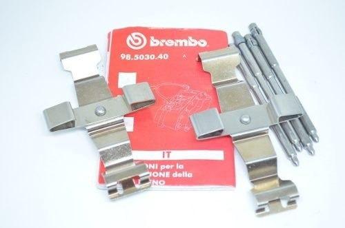 Reparo Presilhas Pinças Freio Brembo Original 98.5030.40