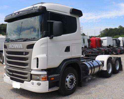 Scania G380 6x2 2010 Ñ Fh 440 Fh 500 R 440 Fh 520 2546