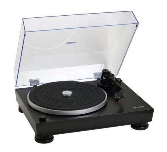 Toca-discos Audio Technica At-lp5 120v Direct Drive Preto