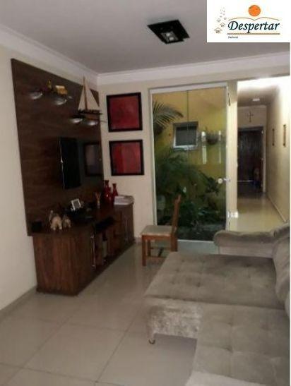 05209 - Sobrado 3 Dorms. (1 Suíte), Vila Jaguara - São Paulo/sp - 5209